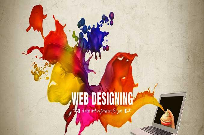 تاثیر انتخاب رنگ در طراحی وب سایت