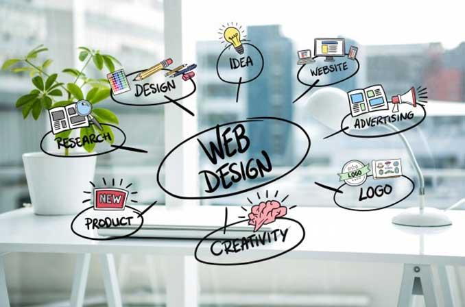 نکات کلیدی طراحی وب سایت
