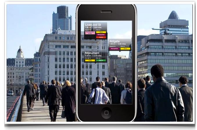 شهرهای هوشمند در آینه واقعیت مجازی