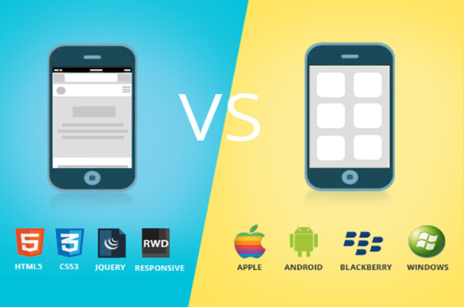What's the Difference Between a Mobile Website and an App (Application)