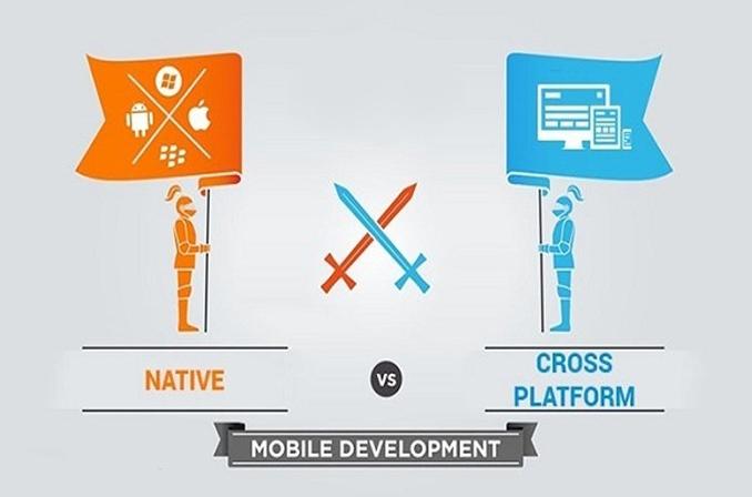 برنامهنویسی Native یا Cross-platform