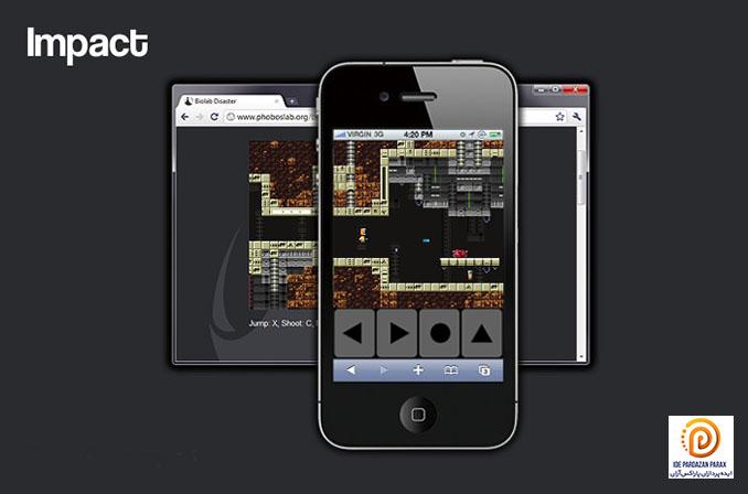 Impact: ابزاری برای توسعهٔ گیم در قالب HTML5