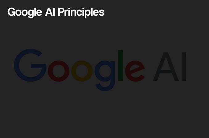 AI at Google: آشنایی با قوانین گوگل به منظور توسعۀ اپلیکیشنهای مرتبط با هوش مصنوعی