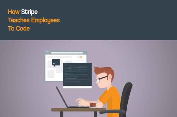 Stripe: شرکتی که به پرسنل خود آموزش کدنویسی میدهد!