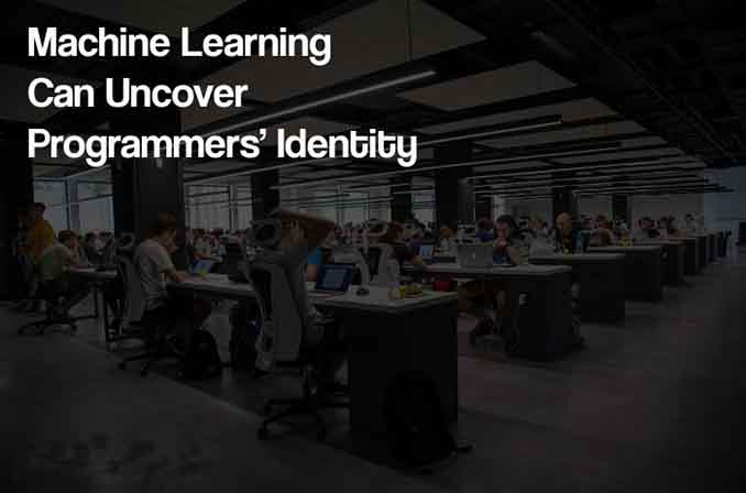 توانایی شناسایی هویت برنامهنویسان با استفاده از تکنیکهای یادگیری ماشینی