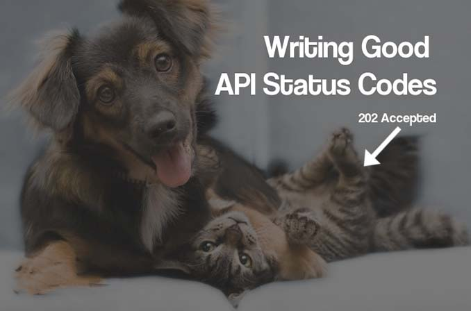 چگونه یک HTTP Status Code حرفهای برای API خود بنویسیم؟