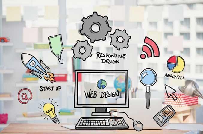 طراحی وب سایت کارآمد