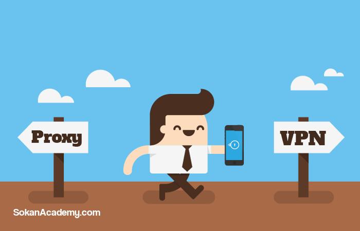 VPN یا Proxy: تفاوت آنها چیست؟ کدامیک را باید استفاده کنیم؟
