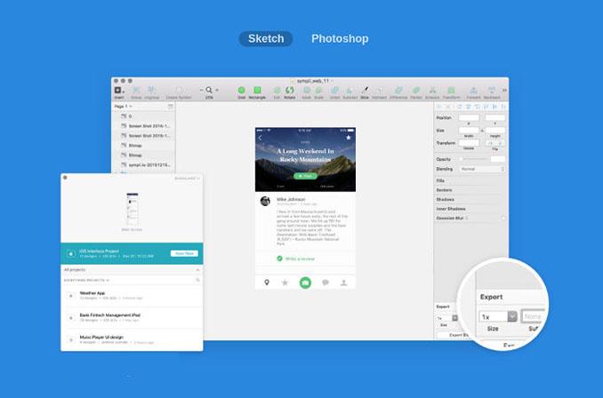 Sympli: ابزاری برای طراحی قالب اولیهٔ اپلیکیشن موبایل