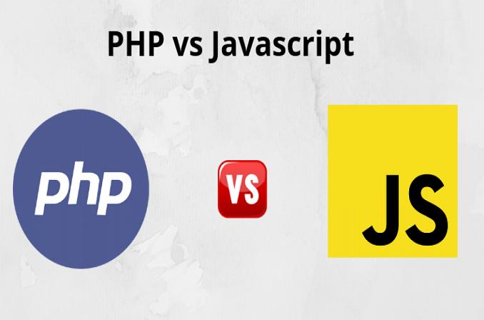 مقایسه بین زبان برنامه نویسی پی اچ پی و جاوا اسکریپت